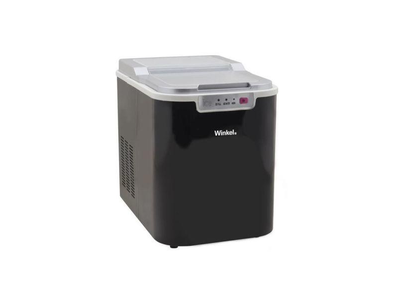 Machine à glaçons 2.2l noir HKO3760124952629