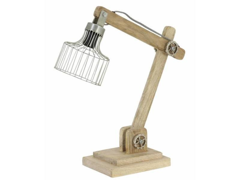 Lampe ebke electrique de bureau à poser luminaire de table vintage