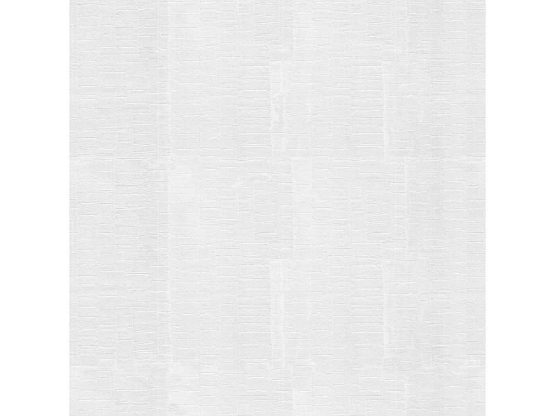 Papier peint intissé glenn 1005 x 52cm blanc 103455
