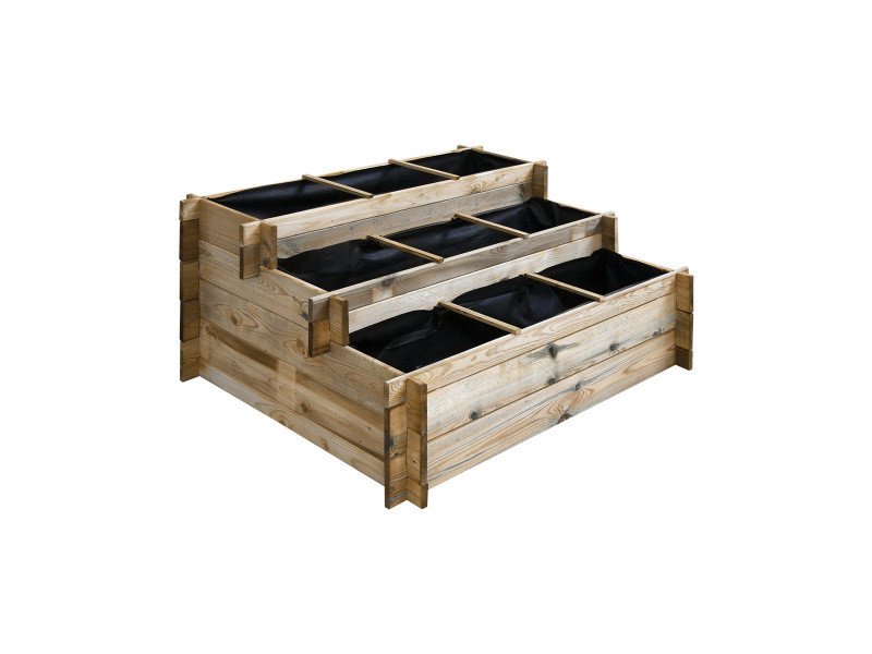 carr potager en bois tages grand mod le vente de. Black Bedroom Furniture Sets. Home Design Ideas
