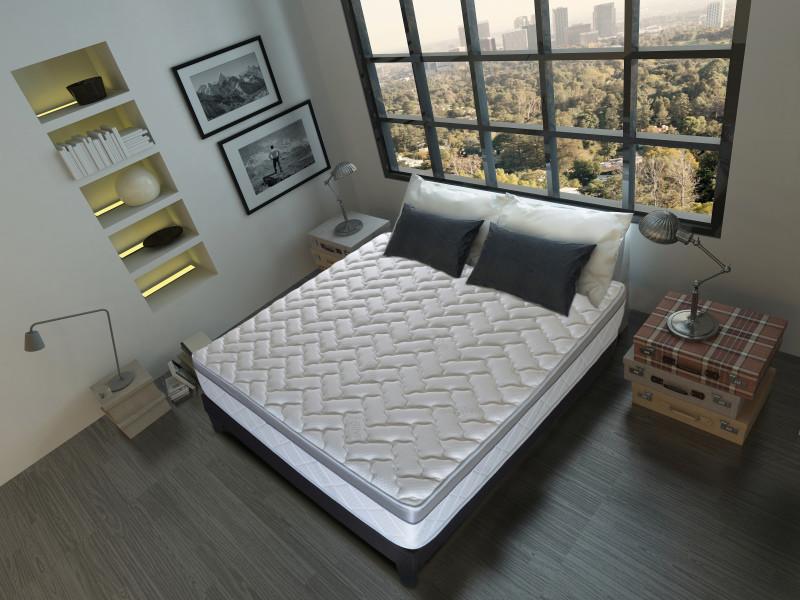 matelas aura 90x200 m moire de forme 26 cm vente de. Black Bedroom Furniture Sets. Home Design Ideas