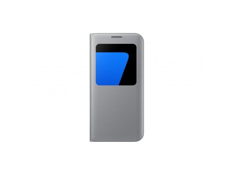 Samsung etui s view cover pour galaxy s7 edge - argent EF-CG935PSEGWW -  Vente de Accessoires téléphone - Conforama de25367b57f2