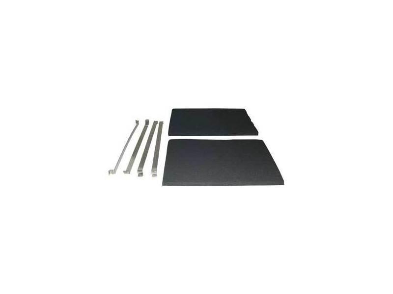 Filtre hotte charbon livre par 2 reference : 74x4121
