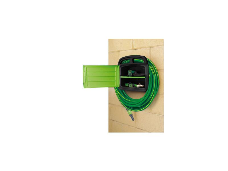 Support mural pour tuyau avec armoire de rangement, pra-dv-9103 PRA/DV.9103