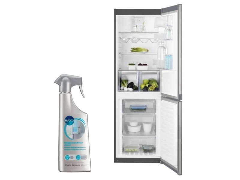 electrolux r frig rateur frigo combin inox a froid. Black Bedroom Furniture Sets. Home Design Ideas