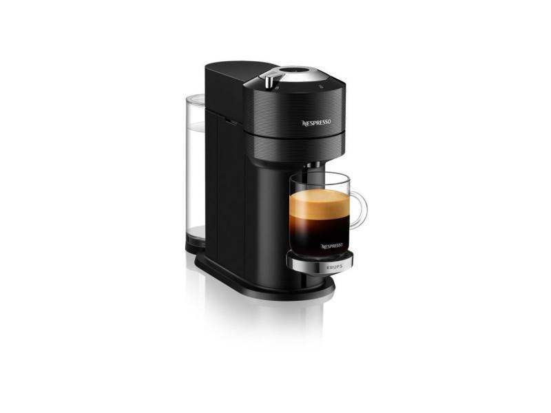 Cafetière à capsules nespresso vertuo next premium yy4297fd 1,1l noir finitions chromées FC-1-14208804
