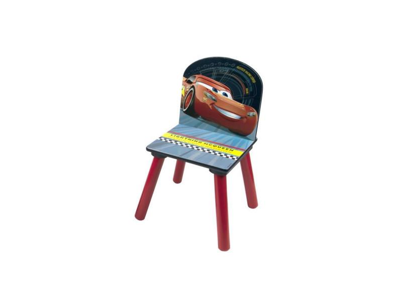 CARS 3 Table et 2 chaises enfant en bois MDF FW85873
