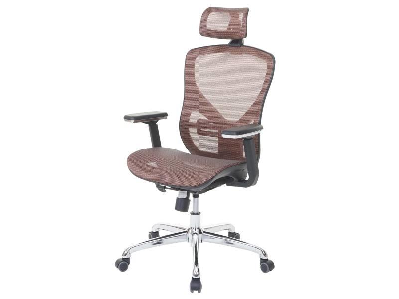 chaise de bureau en tissu ne glisse pas