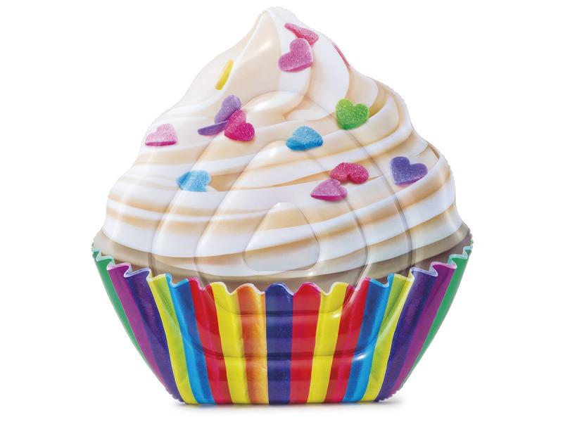 Matelas de piscine cupcake - intex