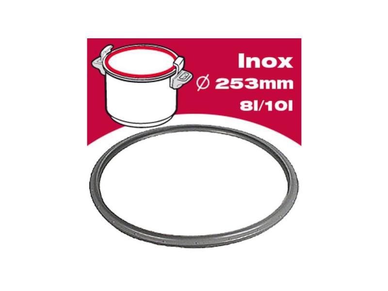 Joint autocuiseur inox 790364 8-10l ø25,3cm gris SEB3045387903640