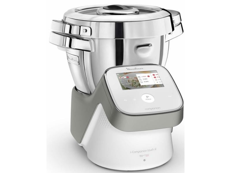 Robot cuiseur multifonctions 3l 1550w blanc - hf936e00 hf936e00