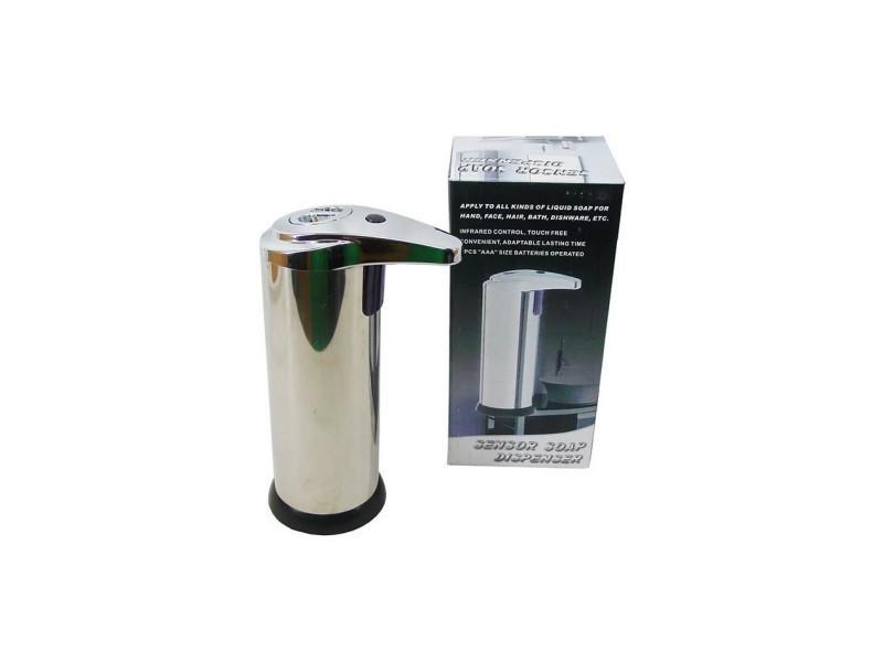 Kitchen move distributeur automatique de savon en inox 330 ml
