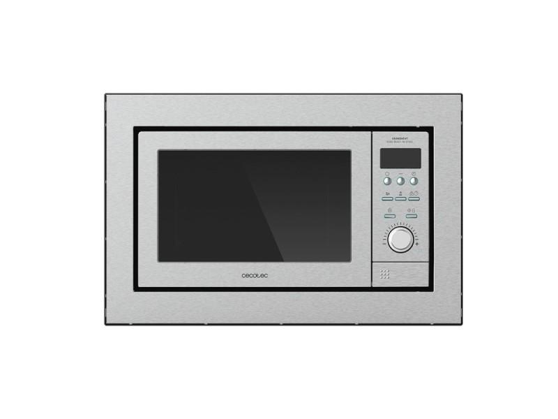 Micro-ondes intégré, cecotec, grandheat 2500/2590 25 l