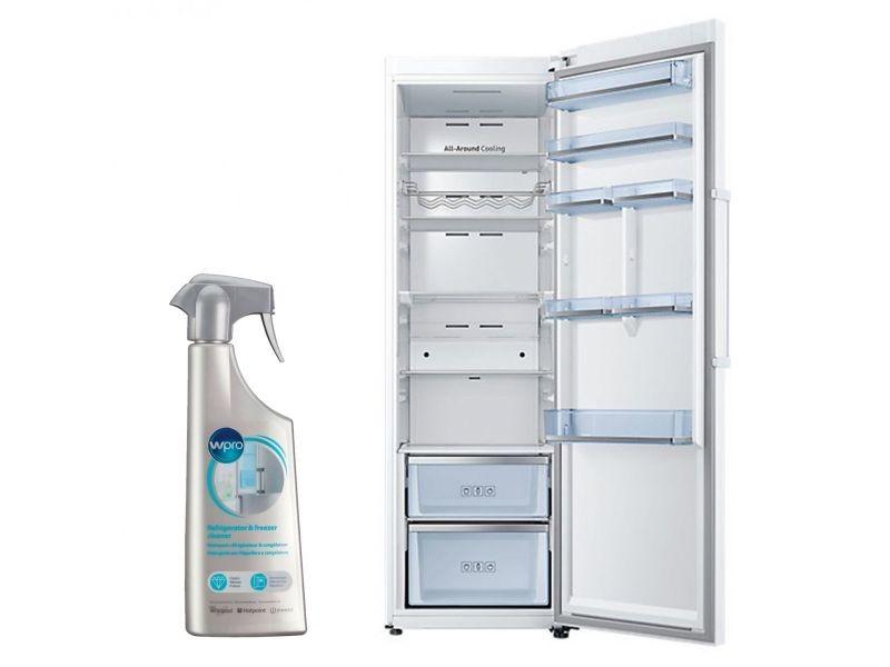 samsung r frig rateur frigo simple porte blanc 385l a. Black Bedroom Furniture Sets. Home Design Ideas