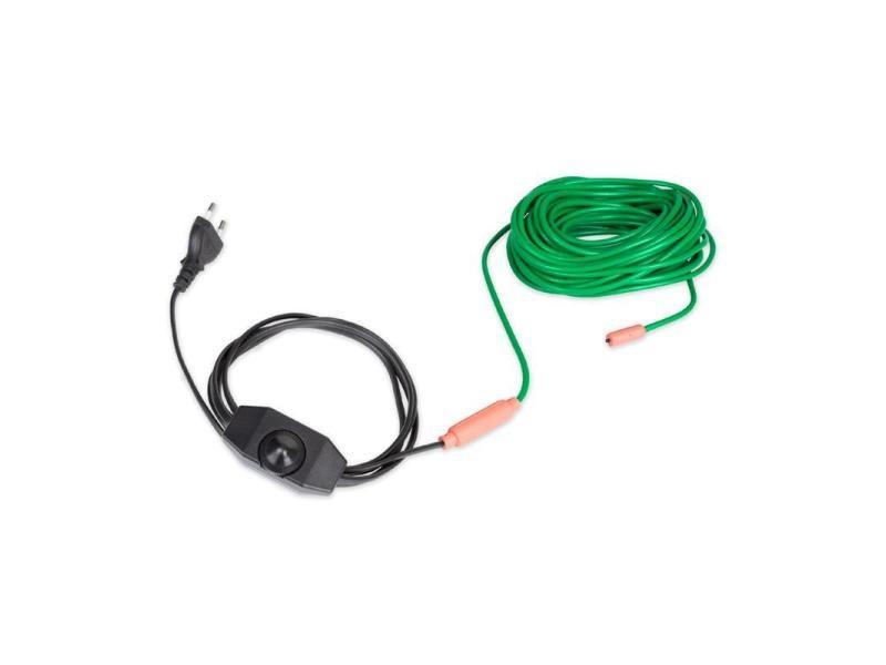 Waldbeck greenwire select 12 câble chauffant pour plantes 12 m avec thermostat ip68 GT7-