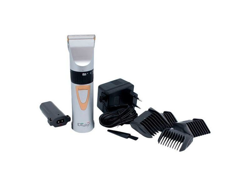 Tondeuses pour cheveux esthetique tondeuse id italian 12w gris