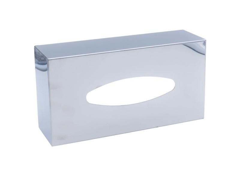 Ridder boîte à mouchoirs classic poli 429717