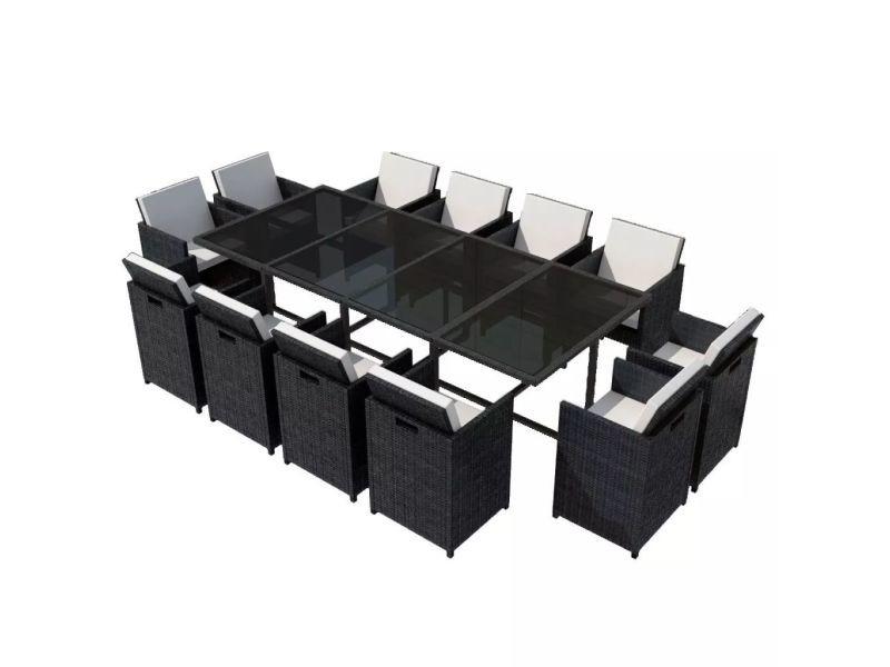 Icaverne - ensembles de meubles d\'extérieur moderne jeu de ...
