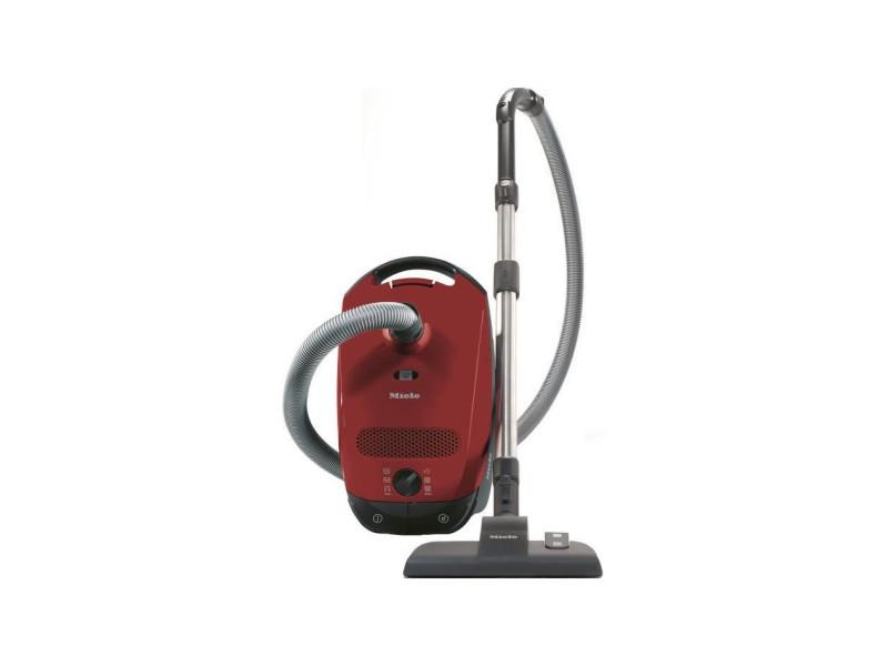 Miele classic c1 ecoline rouge aspirateur traineau avec sac MIE4002515824191