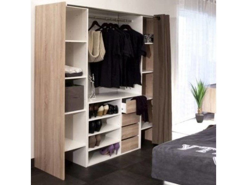 kit dressing conforama fabulous kit dressing mr bricolage poitiers modele surprenant kit. Black Bedroom Furniture Sets. Home Design Ideas