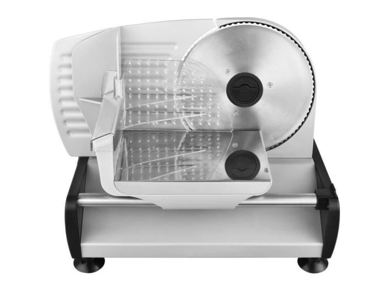 Kalorik tkgas1003 trancheuse - 150 w - lame inox - reglage tranches de 0 a 15 mm