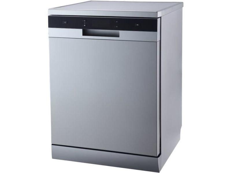 Lave-vaisselle pose libre continental edison 14 couverts 60cm a++, celv1444s CELV1444S