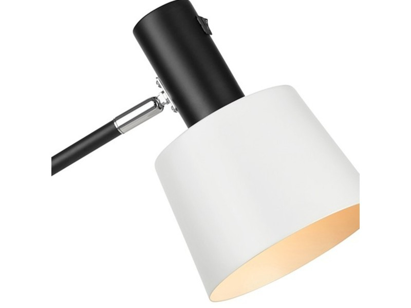Lampe De Bureau Bodega Noire En Metal Vente De Keria Luminaires