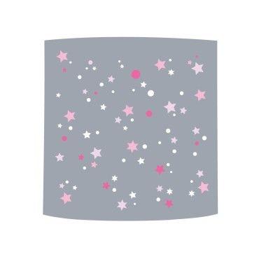 applique toiles de la galaxie vente de lilipouce conforama. Black Bedroom Furniture Sets. Home Design Ideas