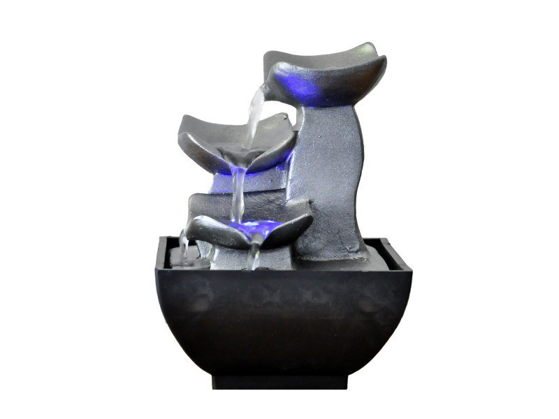 Petite fontaine d'intérieur moderne senzu duro