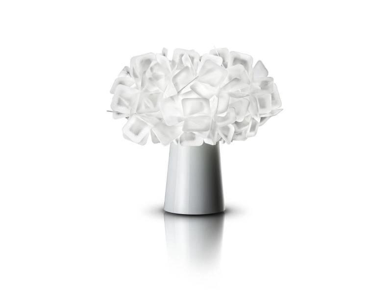 Slamp - lampe décorative clizia blanche en pvc