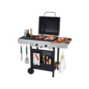 barbecue conforama top plancha. Black Bedroom Furniture Sets. Home Design Ideas