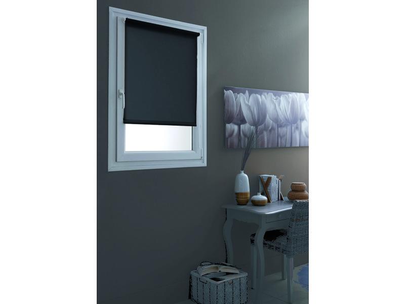 store enrouleur occultant fixation sans percer 67 x 170 cm. Black Bedroom Furniture Sets. Home Design Ideas