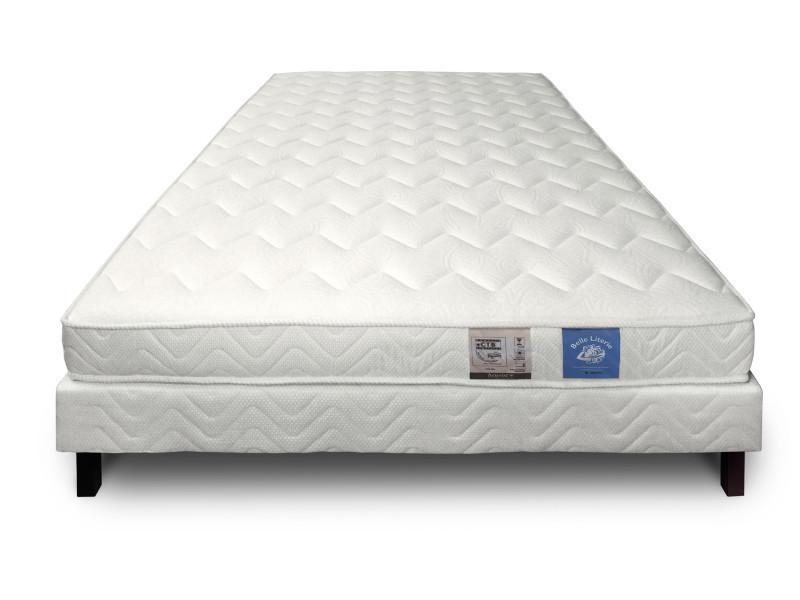 matelas 90x190 100 latex adequat latex 364916 vente de benoist belle literie conforama. Black Bedroom Furniture Sets. Home Design Ideas
