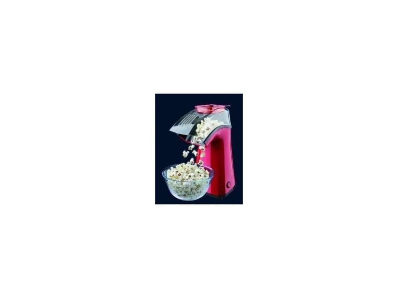 Taurus 968375 machine a popcorn pop'n'corn - rouge