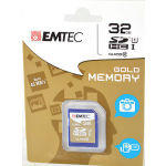 Carte mémoire microsdhc  8 go cl 4 emtec