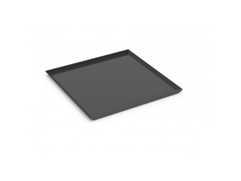 Plaque à griller plancha 300 x 300 - grill'chic