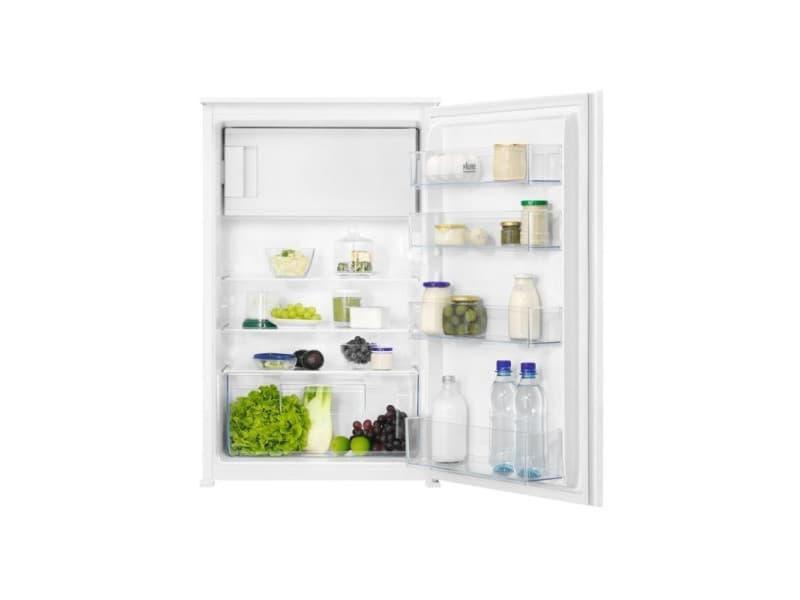 Réfrigérateur 1 porte 123l froid statique faure 54.8cm a+, fsan88fs FAU7332543750658