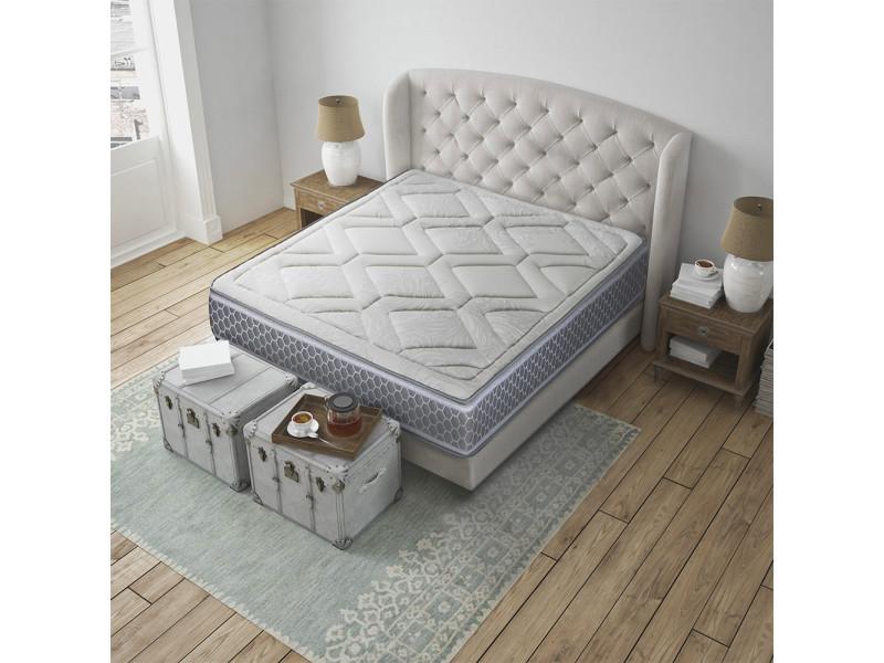 matelas aura 140x200 m moire de forme 26 cm vente de. Black Bedroom Furniture Sets. Home Design Ideas