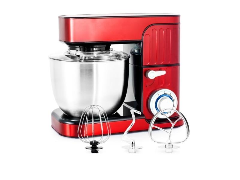 Robot pétrin 5.5l red 6 vitesses + pulse modèle antara kitchencook