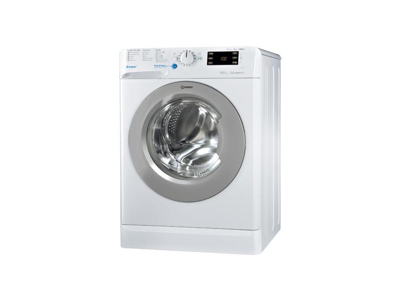 Indesit bwe 91284x wsss it autonome charge avant 9kg 1200tr/min a+++ blanc machine à laver BWE 91284X WSSS IT