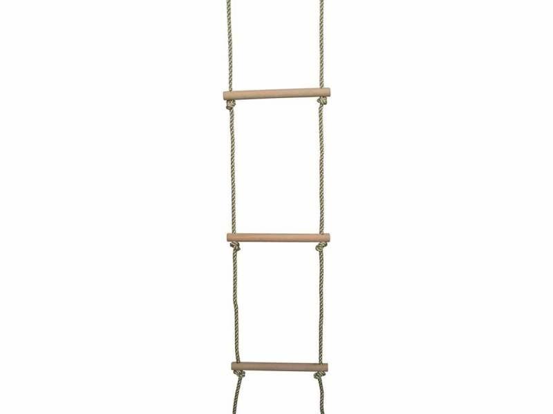 echelle en bois 5 barreaux accessoire balanoire vente de soulet conforama - Echelle Salle De Bain Conforama