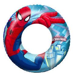 Bouée gonflable spiderman