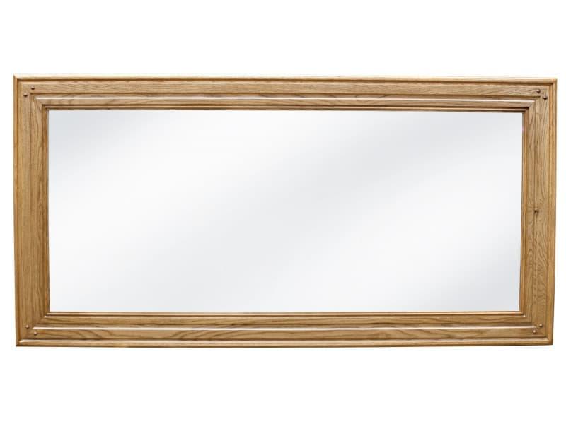 Miroir pour bahut 4 portes la bresse ch ne clair vente for Miroir elliptique