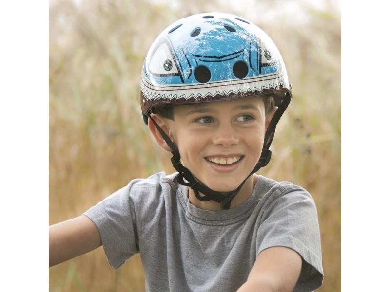 Mini hornit lids casque de vélo enfant hammerhead m 432158