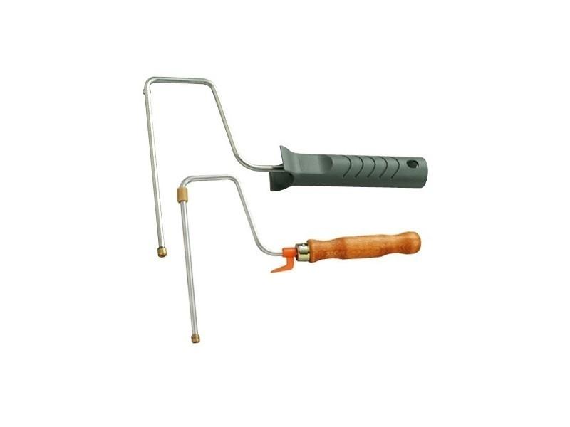 Outifrance - monture de rouleau à vis manche polypropylène 180 mm 8970944