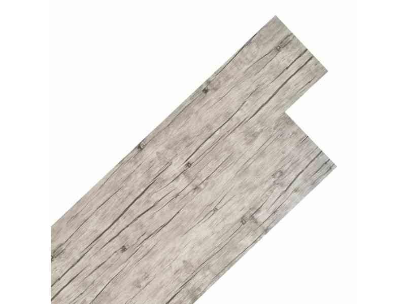 Magnifique matériaux de construction selection freetown planche de plancher pvc 5,26 m² couleur de chêne délavé