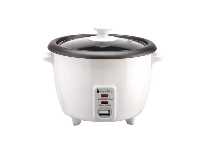 Black pear cuiseur a riz - blanc BLA3700659300151