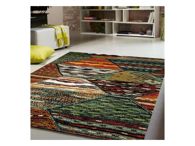 Tapis Salle A Manger Atlas Vert 200 X 290 Cm Tapis De Salon Moderne