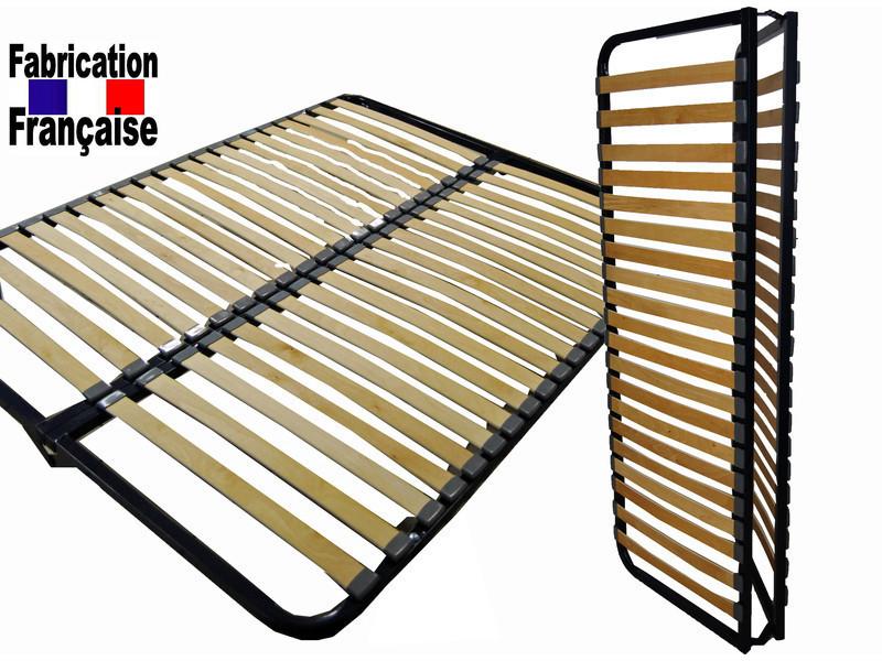sommier pliant 160x200 vente de sommier et cadre. Black Bedroom Furniture Sets. Home Design Ideas