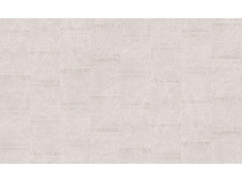 Papier Peint Imitation Cuir En Patchwork 10 M X 0,53 M